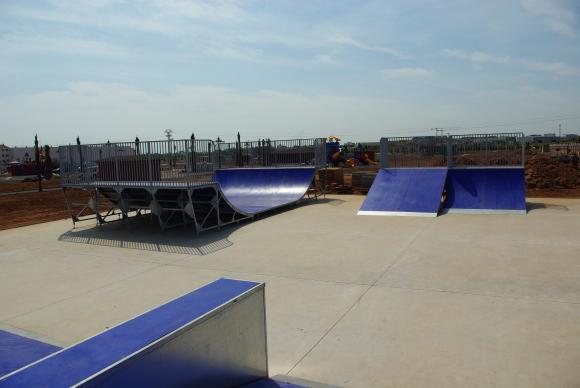 skatepark BENITO URBAN