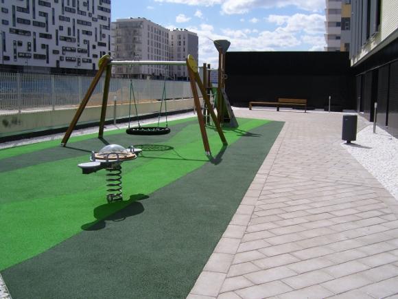 Parque Infantil y Mobiliario Urbano BENITO URBAN, Vitoria-Gasteiz