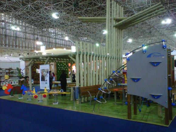 BENITO URBAN en Fiaflora ExpoGarden, Brasil