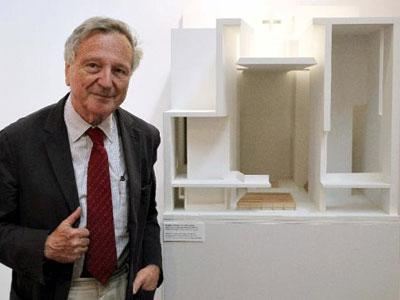 Rafael Moneo, premio Príncipe de Asturias de las Artes